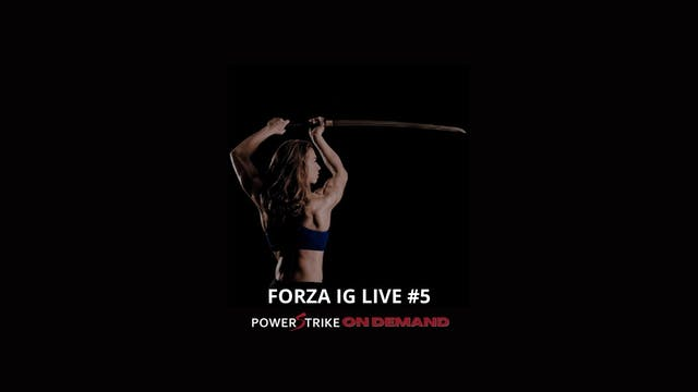 FORZA IG LIVE #5
