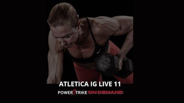 ATLETICA IG LIVE #11