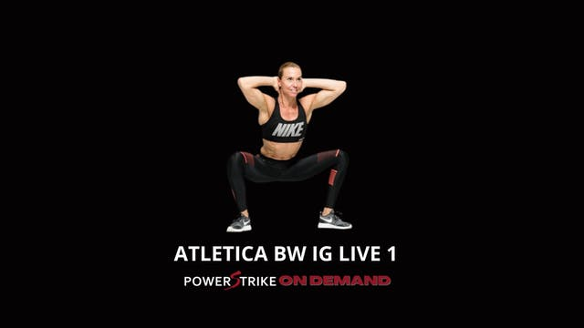 ATLETICA IG LIVE BODYWEIGHT #1