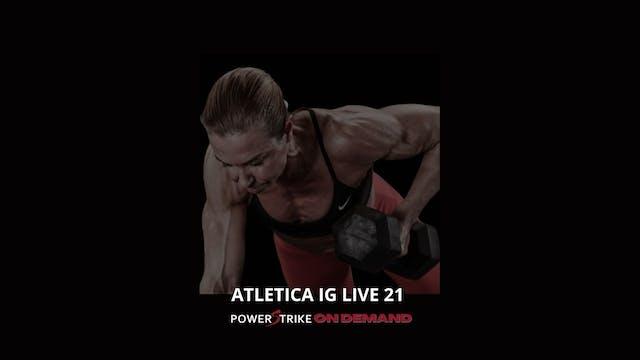 ATLETICA IG LIVE #21