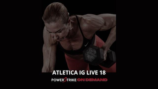 ATLETICA IG LIVE #18