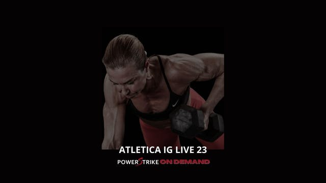 ATLETICA IG LIVE #23