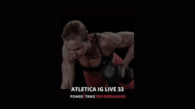 ATLETICA IG LIVE #33