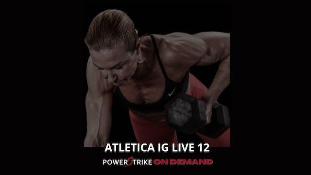 ATLETICA IG LIVE #12