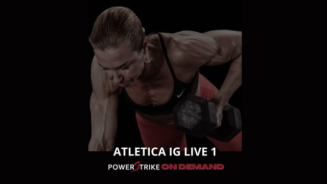 ATLETICA IG LIVE #1
