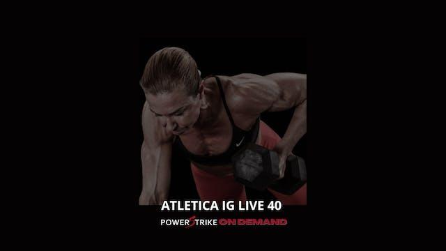 ATLETICA IG LIVE #40