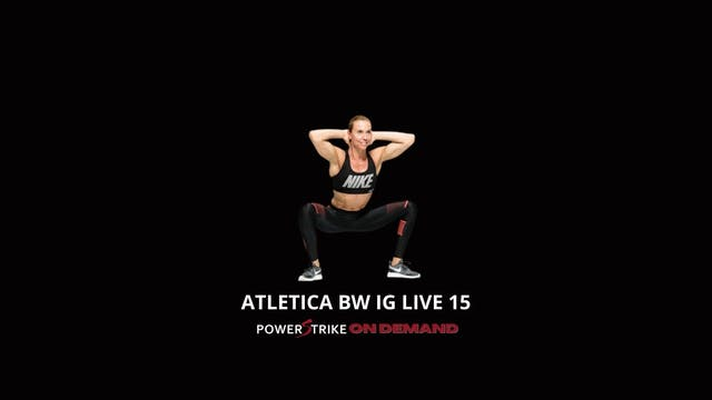 ATLETICA IG LIVE BODYWEIGHT #15