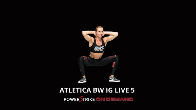 ATLETICA IG LIVE BODYWEIGHT #5