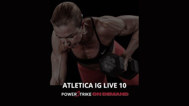 ATLETICA IG LIVE #10
