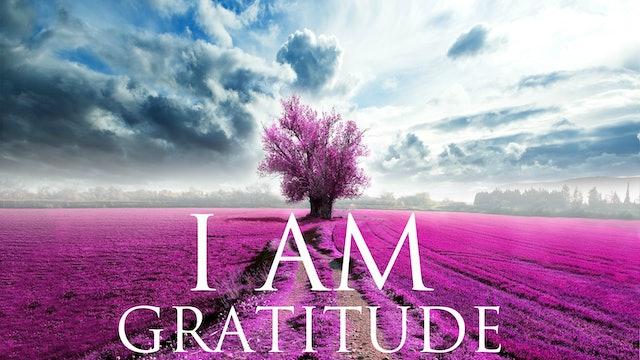 I AM Affirmations - Gratitude & Self Love - Solfeggio 852Hz & 963Hz - Theta Binaural Beats - Stunning Nature