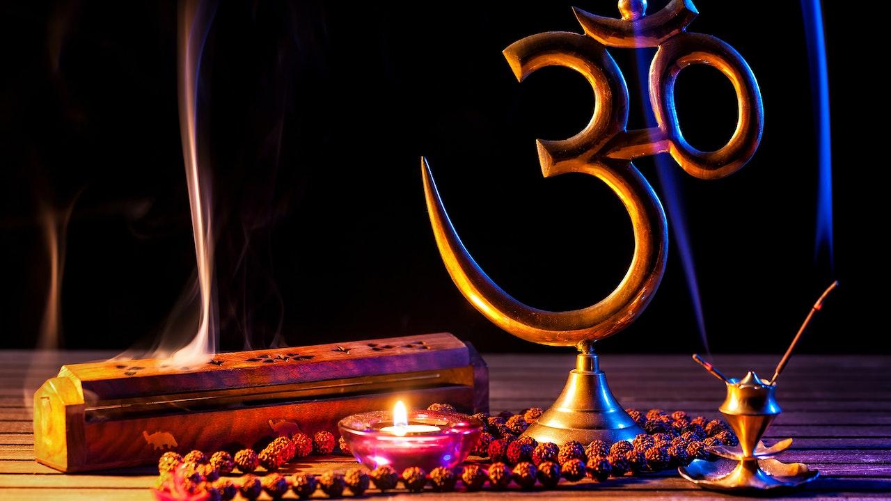 OM Mantra Meditation Music