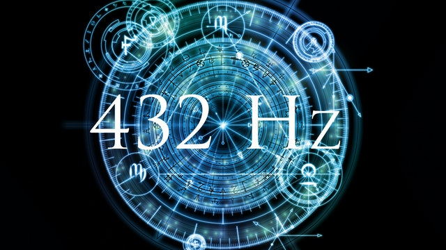 432Hz Deep Theta Meditation ➤ Synchronise Brain Hemispheres | Activate Higher Mind | Binaural beats