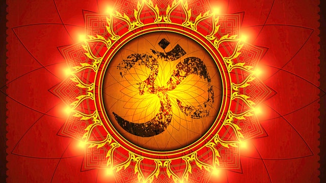 Activate Chi Flow With OM Mantra & Tribal Drums ➤ 9 Solfeggio Frequencies ➤ Boost Lifeforce Energy