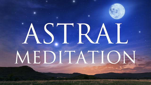 Astral Projection Hypnosis ➤ Cosmic V...