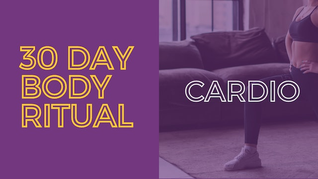 30 Day Body Ritual Challenge: Day 23