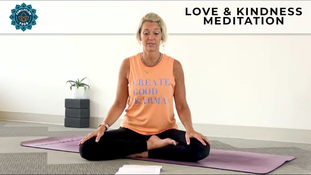 FamilyFlow Love & Kindness Meditation