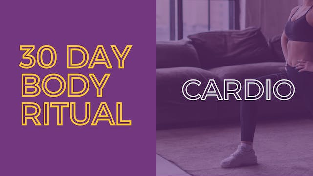 30 Day Body Ritual Challenge: Day 19
