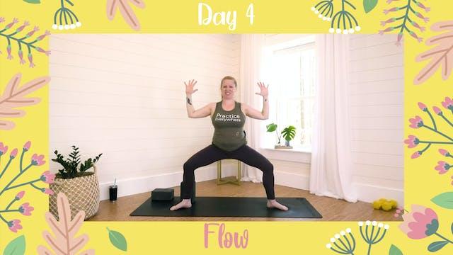 21 Day Challenge - Day 4: Suzie