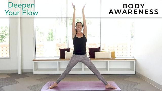 Julia Marie : Deepen Your Flow - Body Awareness