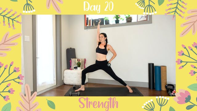21 Day Challenge - Day 20: Julia Marie