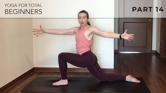Evelyn - Yoga For Beginners: Breathing With Movement