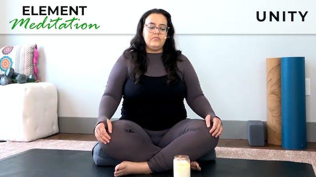 Andrea : Unity Meditation