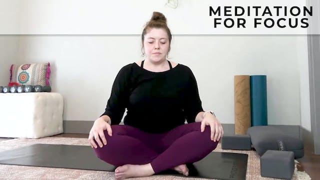 Molly : Meditation For Focus