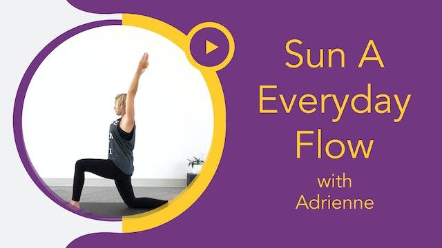 Family Flow: Sun A Everyday
