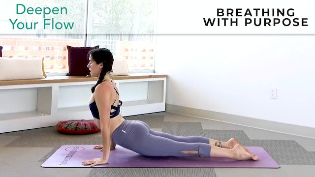 Julia Marie: Deepen Your Flow - Breathing With Purpose
