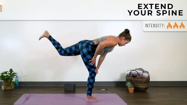 Vanessa : Aligned Flow - Extend Your ...