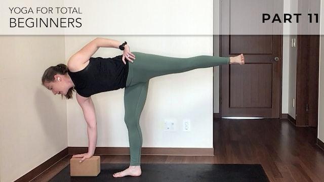 Evelyn - Yoga For Beginners: Balances II