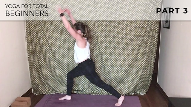 Evelyn at Home : Yoga For Total Beginners - Part 3