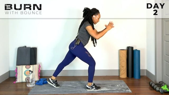 BOUNCE: Dance Fitness - Cardio & Squats