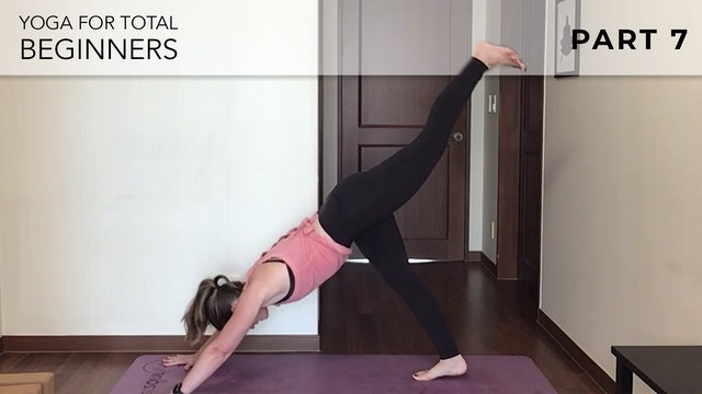 Evelyn at Home: Yoga For Total Beginners - Part 7