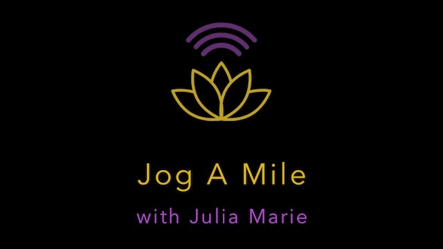Julia Marie: Run a Mile (or More) Without Stopping