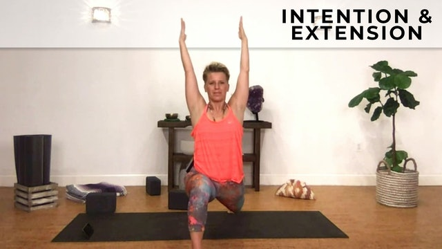 Darina : Yogalates - Intention & Extension