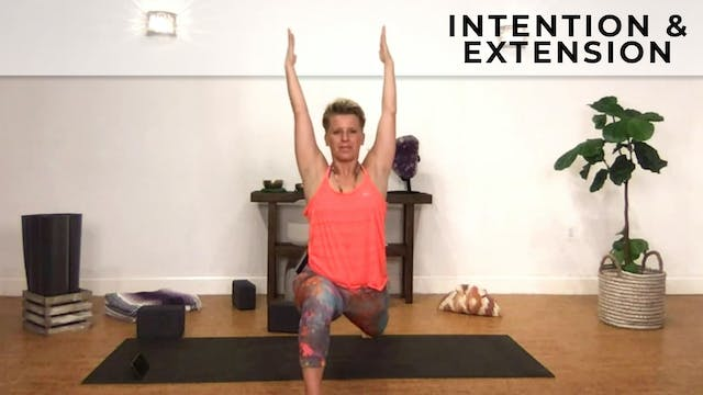 Darina : Yogalates - Intention & Exte...