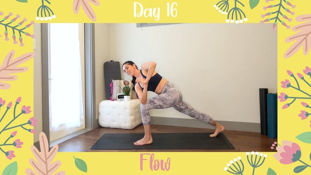 21 Day Challenge - Day 16: Julia Marie