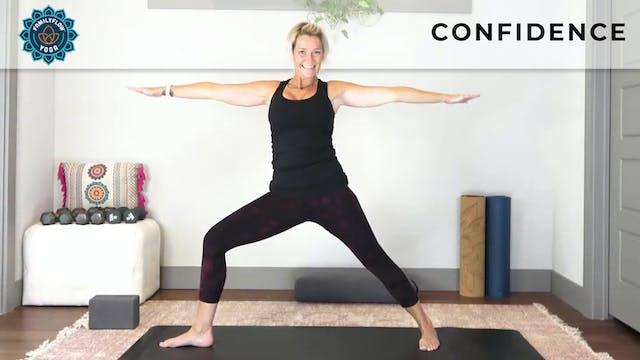 FamilyFlow : Yoga for Teens - Confidence