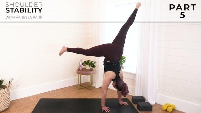 Vanessa: Shoulder Stability Part 5 - ...