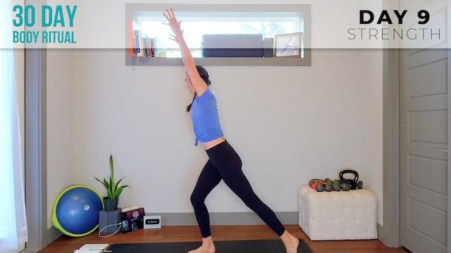 Julia Marie: Powerhouse Leg Intervals