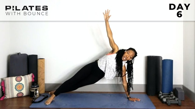 Bounce: Mat Pilates Challenge: Advanced Spine Strengtheners