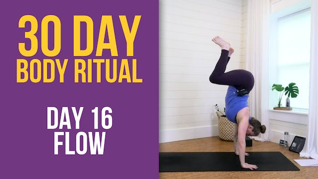 Suzie 30 Day Body Ritual Challenge - ...