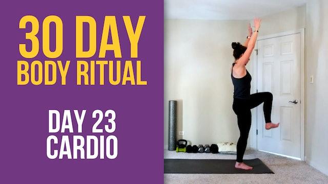Hannah: 30 Day Body Ritual Challenge - Day 23