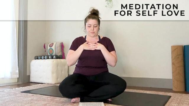 Molly: Meditation - Self Love