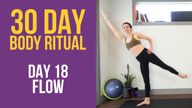 Julia Marie: 30 Day Body Ritual Challenge - Day 18