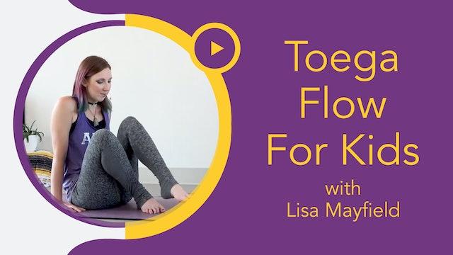 Littles with Lisa: Toega Flow (3-5yrs)