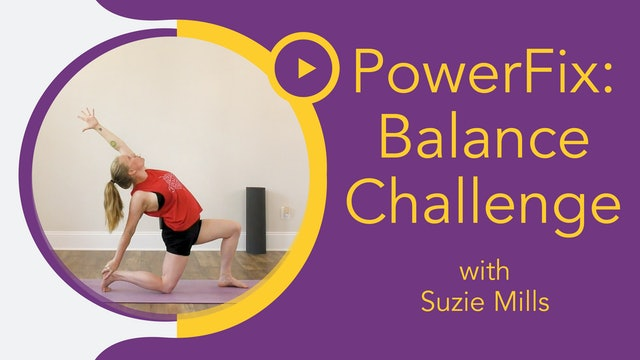 Suzie : PowerFix - Balance Challenge