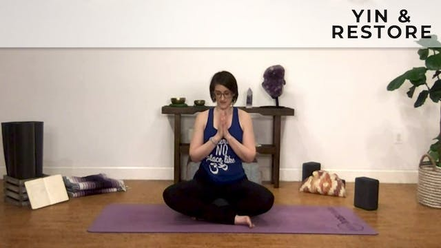 Julie : Yin and Restore