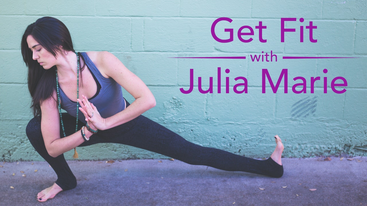 Get Fit With Julia Marie
